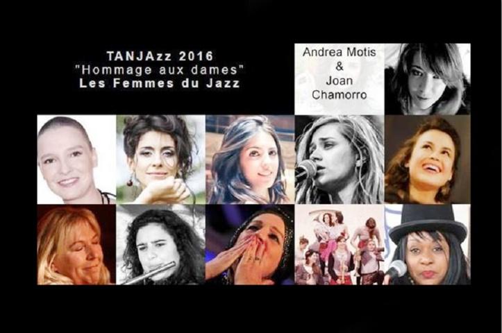 Tanjazz 2016 Une édition 100% féminine