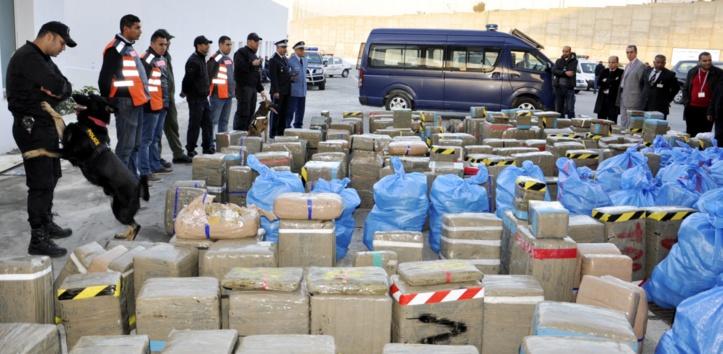 La brigade des stups ne chôme pas : Les trafiquants non plus
