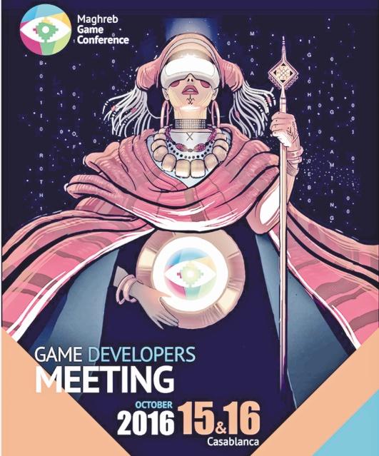 Développeurs, étudiants et amateurs de jeux vidéos en conclave