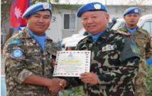 Un nouveau commandant  pour les forces de la Minurso