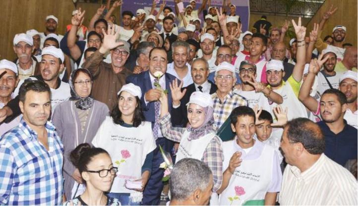 Driss Lachguar a donné le coup d'envoi de la campagne ittihadie lors d'un meeting à Meknès
