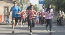 Le Caire le week-end, paradis des joggers et cyclistes