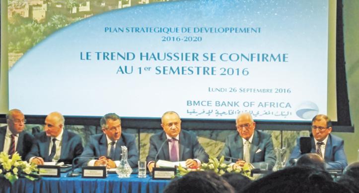BMCE Bank réalise d'excellentes performances