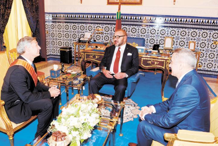 Boeing renforce sa présence au Maroc