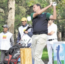 El Hassani se distingue au Ascorp Golf Citizen