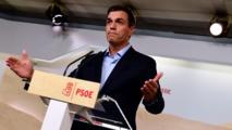 Le chef du PS espagnol démissionne