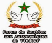 Le Forsatin dénonce le climat de terreur dans les camps de Tindouf