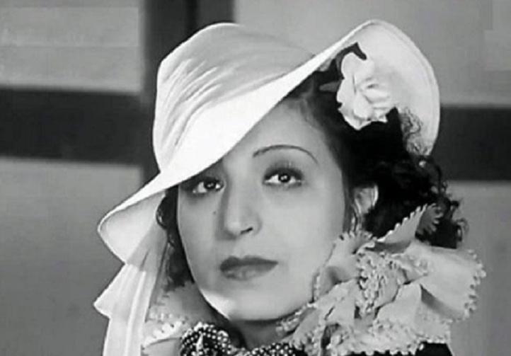 Les pionnières oubliées du cinéma arabe Aziza Amir, la marraine du cinéma égyptien
