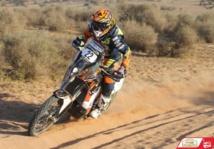 Le Qatari Al Attiyah et l'Australien Price  s'adjugent la première étape du Rallye Oilibya du Maroc