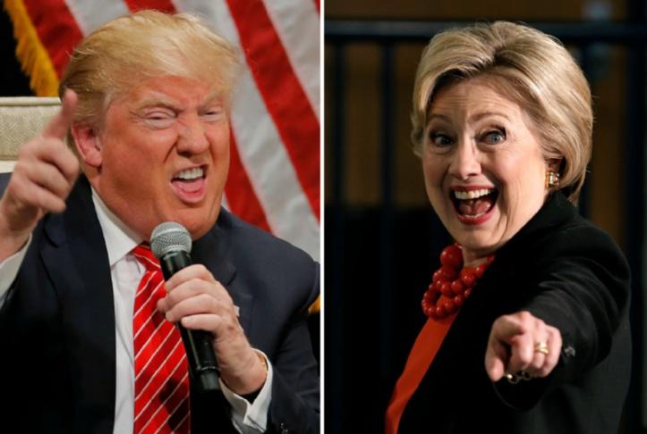 L'Amérique découvre son futur vice-président derrière le brouhaha de Trump et Clinton