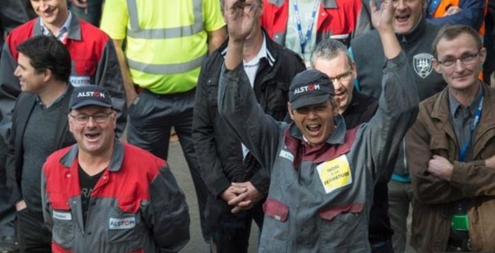L'Etat français met la main à la poche pour sauver une usine Alstom