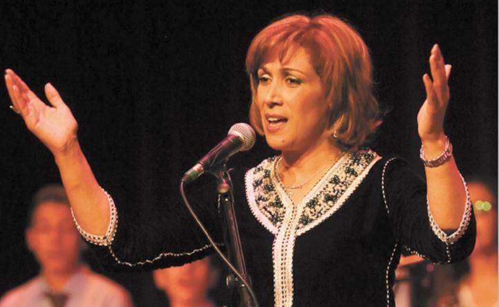 """Mazij"", nouvel album de Samira Kadiri"