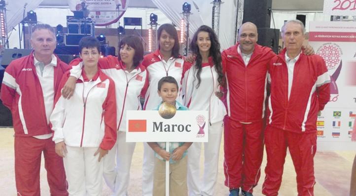 Le Maroc ravit le Trophée de la meilleure organisation