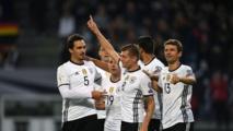 L'Allemagne et l'Angleterre au rendez-vous