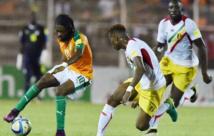 La Côte d'Ivoire surclasse le Mali
