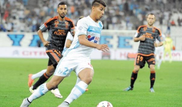 Courtisé par le Maroc et l'Algérie, Zinédine Machach espère intégrer les Bleuets