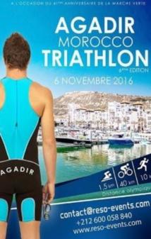 Agadir et Essaouira à l'heure des triathlons