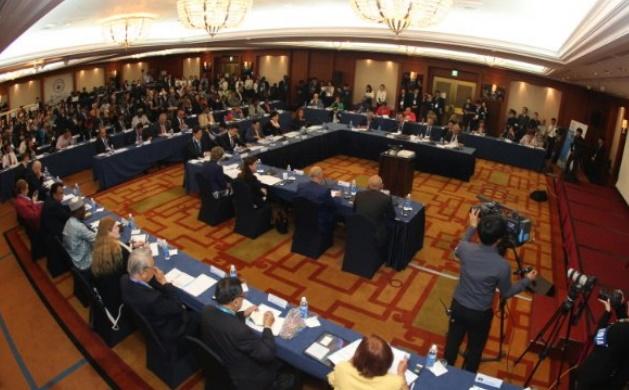 Alliance mondiale pour la paix entre les religions en conclave à Séoul