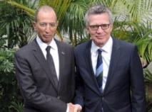 Coopération sécuritaire maroco-allemande