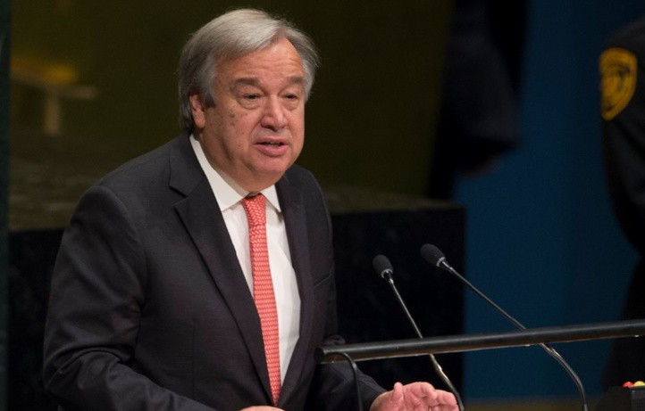 Antonio Guterres, nouveau secrétaire général appelé à muscler l'ONU face aux divisions