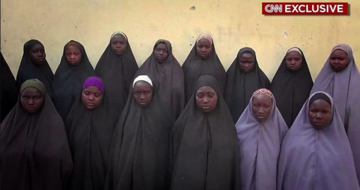 21 lycéennes du Nigeria libérées par Boko Haram