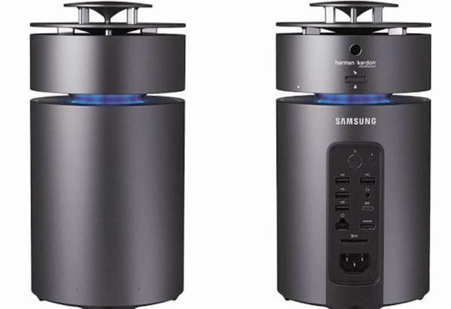 Samsung présente son Mac Pro, le ArtPC Pulse
