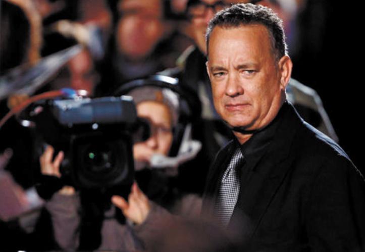 """Tom Hanks traite Trump de """"baudruche égocentrique"""""""