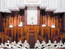 Le Souverain ouvre la première session de la première année législative de la 10ème législature