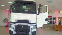 Le Renault Trucks T High présenté en avant-première à Agadir