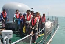 De Nombreux morts dans le naufrage d'un ferry en Birmanie