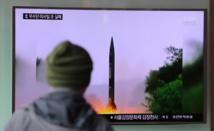 Nouvel échec d'un tir de missile nord-coréen