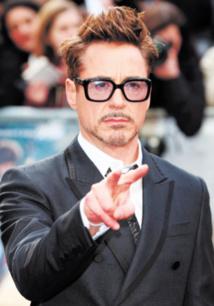 Les stars les plus rentables du box-office : Robert Downey Jr.