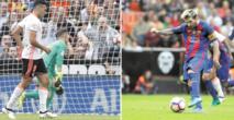 Messi sauve le Barça dans un choc électrique