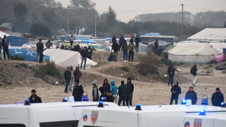L'évacuation de la Jungle à Calais a commencé
