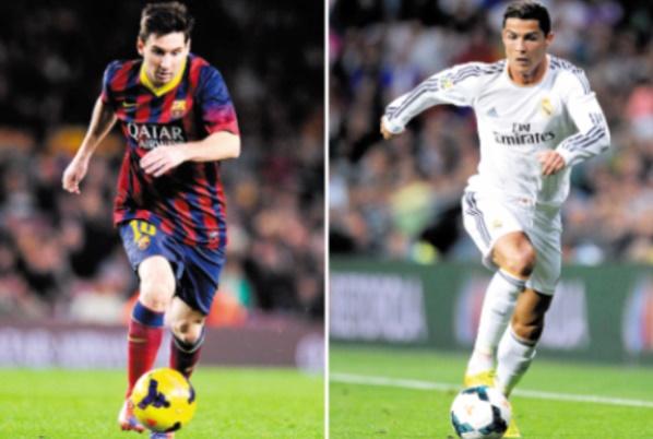 Ballon d'Or  Ronaldo en favori, Messi en outsider