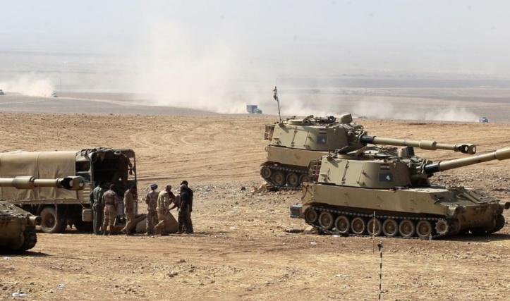 L'offensive sur Mossoul dans sa deuxième semaine