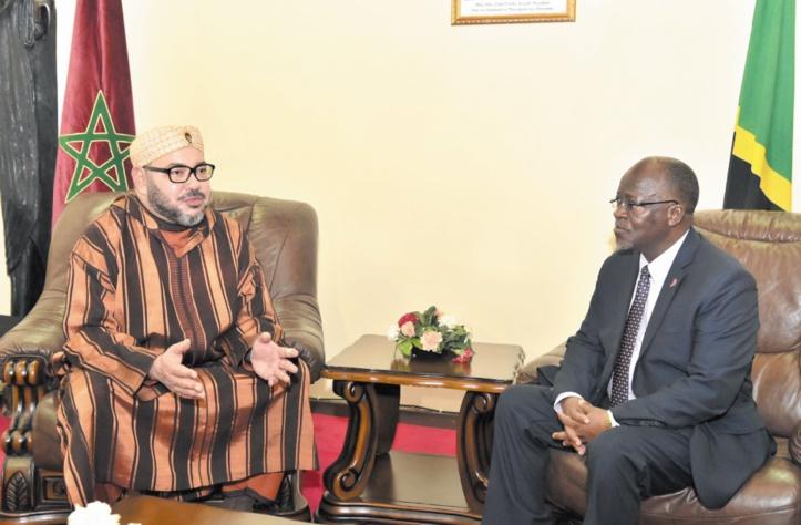La coopération maroco-tanzanienne passe à la vitesse supérieure