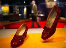 Insolite : Restauration des chaussures de Dorothy
