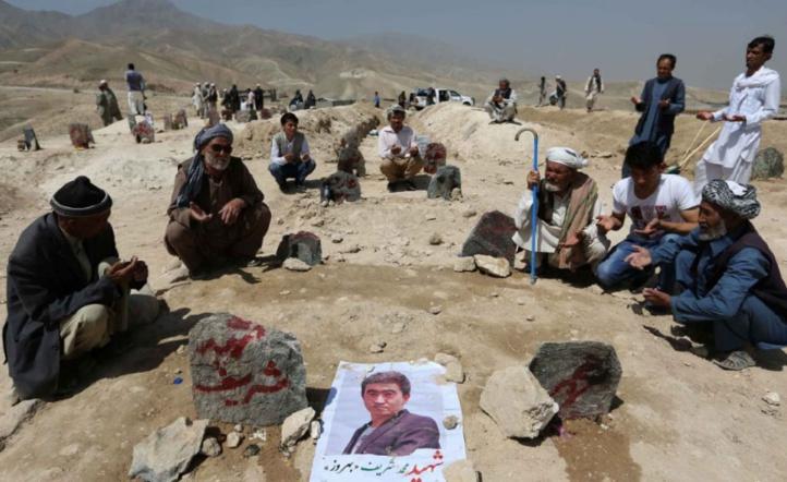 Au moins 30 villageois tués par l'EI en Afghanistan
