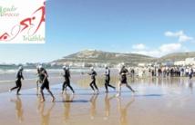 La Coupe d'Afrique de triathlon à Agadir