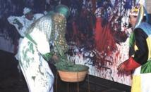 """Zine et Gnawas présentent """"Trans'Art"""" à Casablanca"""