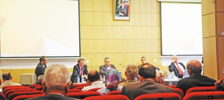 Colloque sur les changements climatiques à l'Ecole de gouvernance et d'économie de Rabat