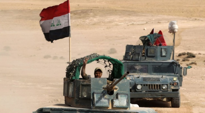 900 jihadistes tués dans la bataille pour Mossoul