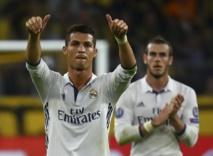 Le joli  triplé de Cristiano Ronaldo