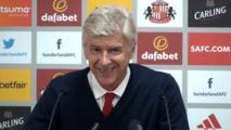 Wenger: Les violences donnent un argument aux gens qui sont contre des tribunes debout