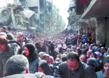 La crise syrienne : est-elle résoluble ?