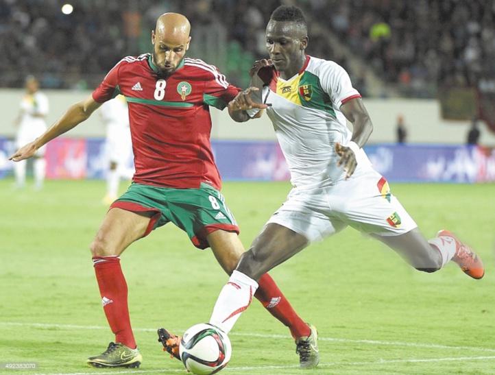 Karim El Ahmadi manquera à l'appel face à la Côte d'Ivoire