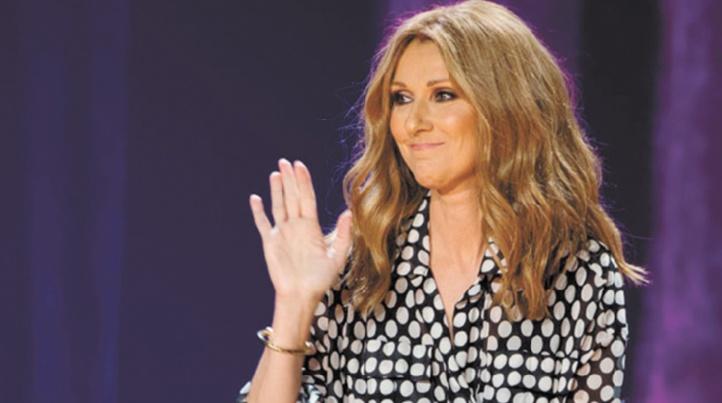 Céline Dion déclare la guerre à Daesh