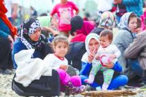 Des contes populaires syriens pour  soulager l'angoisse des réfugiés en Grèce