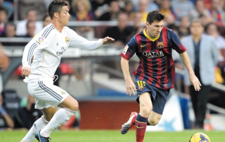 Messi et Ronaldo, les maîtres de la Liga